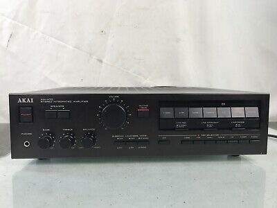 $350 • Buy Akai Am-A70 Integrated Stereo Amplifier Extremely Rare With Record Selector