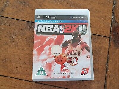 AU6 • Buy Playstation 3: Nba 2k11