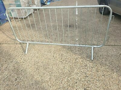 Metal Crowd Control & Event Barriers • 30£