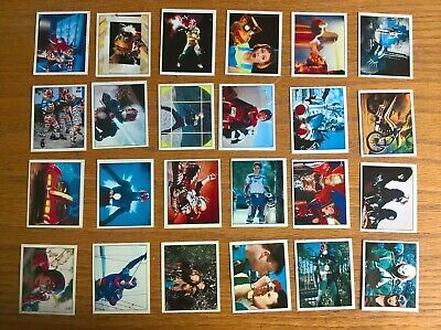 Kelloggs Cereal Trade Cards: Masked Rider Stickers Part-set 24 Different Unused • 4.99£