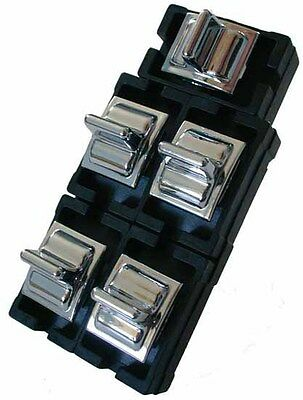 $22.50 • Buy Master Power Window Door Switch For 1990-1997 Lincoln Town Car