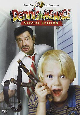 £7.99 • Buy DENNIS THE MENACE : SPECIAL EDITION -DVD - Region 2 UK Compatible - Sealed