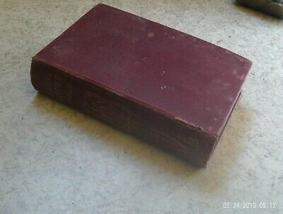 Vintage Book Claters  - Every Man His Own Farrier, Revised  Horse Doctor 1890's • 6£