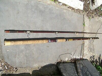 $81 • Buy VINTAGE GARCIA CONOLON 10 Ft SURF Or BOAT ROD #2554-D Used Condition With Wear