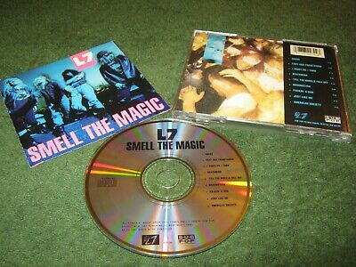 L7 - Smell The Magic (cd) • 17.68£