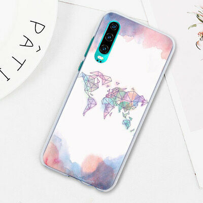 £3.17 • Buy World Map Travel Plans Soft Case For IPhone 11 Samsung A Huawei Xiaomi Redmi Mi