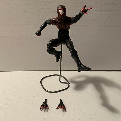 $15.50 • Buy Marvel Legends Miles Morales Space Venom Wave - Loose - Hands And Stand Included