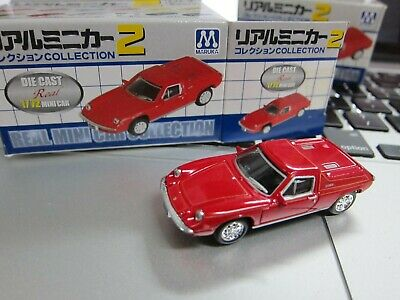 $ CDN5.51 • Buy MARUKA - REAL MINI CAR COLLECTION 2 - LOTUS EUROPA - RED - 1/72 - Mini Toy Car