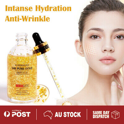 AU21.80 • Buy Thera Lady Serum 24k Gold Anti Wrinkle Face Hydrating AntiAging Ampoule Collagen