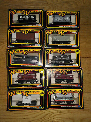 Mainline Railways Wagons By Palitoy • 10.95£