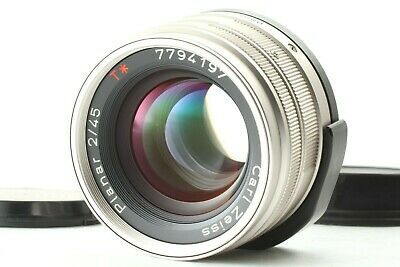 $359.99 • Buy [NEAR MINT] CONTAX Carl Zeiss Planar 45mm F/2 T * Lens AF For G1 G2 From JAPAN