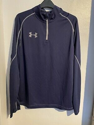 Sale!! Cheap!!! Was 24.99 Now 15.99! Mens Under Armour Teamsports Base Layer Top • 10.99£