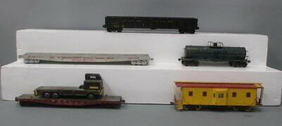 $ CDN100.50 • Buy Assorted O Scale Freight Cars (2 Rail) [5]