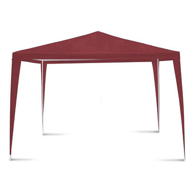 AU49.95 • Buy Lenoxx 3x3m Marquee Gazebo - Red