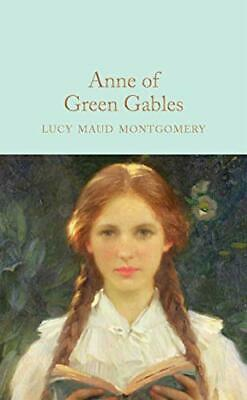 Anne Of Green Gables By L. M. Montgomery Hardback NEW Book • 8.31£