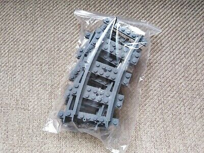 LEGO Curved Railway Train Track X4 (used Excellent Condition) • 4.99£