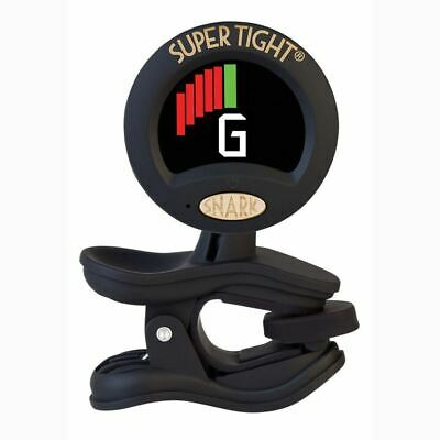 $ CDN24.06 • Buy Snark ST-8 Super Tight Clip-On Guitar Instrument Tuner Tap Tempo Metronome