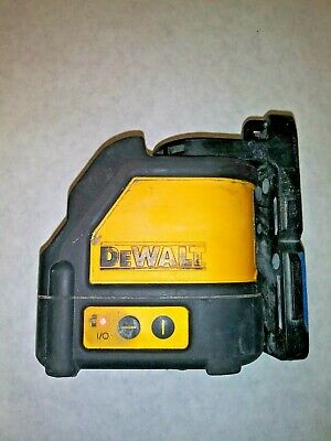 $35.09 • Buy Dewalt Dw087 Self Leveling Cross Beam, Multi Line Laser Level