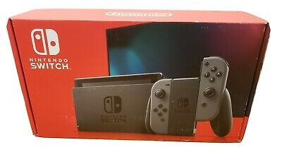 $ CDN520 • Buy Nintendo Switch 32GB NEW Console With Gray Joy Con (IN HAND)