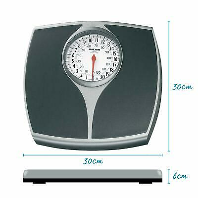 Mechanical Bathroom Weighing Scales Salter Doctor Style With Fast Easy Large Dia • 32.99£