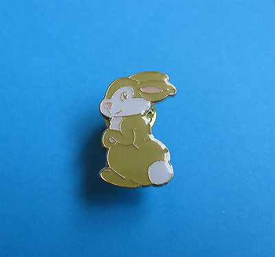 Easter Bunny Rabbit Pin Badge, Unused, VGC, Enamel.  • 1.95£