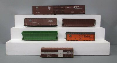 $ CDN98.09 • Buy Custom O Scale Freight Car Bodies [6] 2-Rail