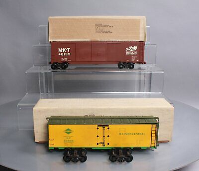 $ CDN61.10 • Buy Arkwin Industries O Scale Freight Car Kits [2] - 2-Rail