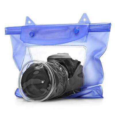 Outdoor Waterproof DSLR SLR Camera Rainy Day Underwater Case Pouch Dry Bag Pouch • 4.67£