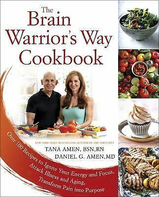$7.60 • Buy The Brain Warrior's Way Cookbook: Over 100 Recipes To Ignite (Digital 2016)