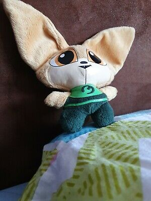Farah The Fennec Fox Plush (non-branded) • 2£