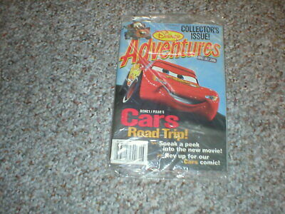 $3.95 • Buy Disney Adventures Magazine June/July 2006 NEW & Factory Sealed