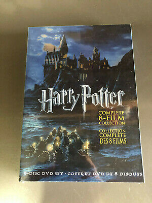 $19.99 • Buy Harry Potter: Complete 8-Film Collection (DVD, 2011, 8-Disc Set)