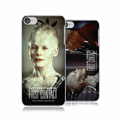 £14.64 • Buy OFFICIAL STAR TREK THE BORG FIRST CONTACT TNG BACK CASE FOR APPLE IPOD TOUCH MP3