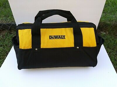 $29.99 • Buy Dewalt  Xtra Large  Contractor Tool Bag - (with Pocket's Inside And Out).