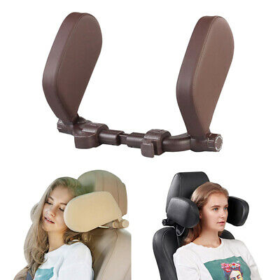 £19.10 • Buy Car Headrest Nap Support,Fitted Seat Pillow Car, Functional Travel Car Acce J2L2
