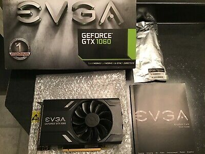 $ CDN239.99 • Buy EVGA GeForce GTX 1060 3GB GDDR5 Graphics Card