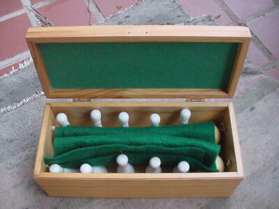 $33.33 • Buy  Miniature Bowling Set Table Top Game