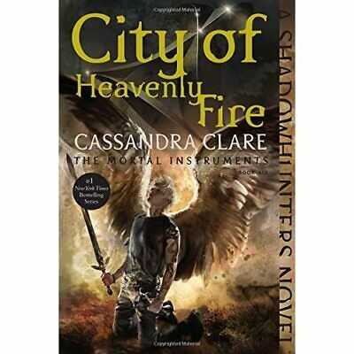 City Of Heavenly Fire (Mortal Instruments) - Paperback NEW Cassandra Clare 2015- • 13.67£