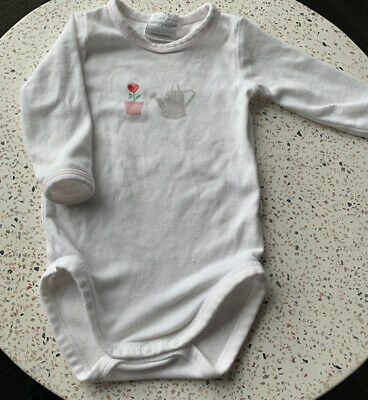 AU6 • Buy Marquise Baby Bodysuit Long Sleeves Size 0