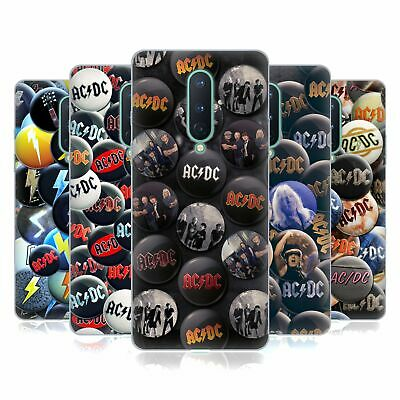 AU24.95 • Buy Official Ac/dc Acdc Button Pins Gel Case For Amazon Asus Oneplus