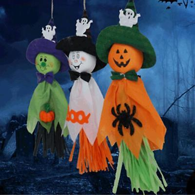 $ CDN2.30 • Buy Garland House Party Animated Scary Ghost Props Halloween Hanging Decorations BM