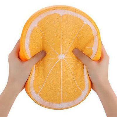 AU33.33 • Buy Fruit Shape Jumbo Slow Rising Scented Stress Reliever Toy You Can Hug Or Sit