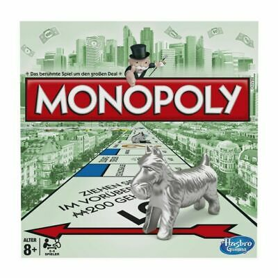 Monopoly Classic Board Game UK EDITION From Hasbro Gaming (Brand New) FREE POST • 38£
