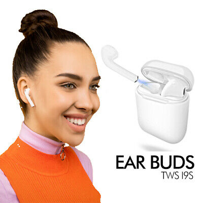 Wireless Bluetooth Earbud Headphones Earphones Earbuds FOR ALL BLUETOOTH DEVICE • 13.99£