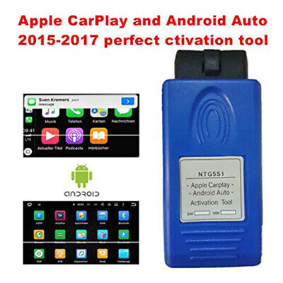 AU98.99 • Buy Car Activation Tools Safer For Apple CarPlay Android Auto Mercedes Benz NTG5 S1