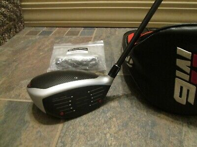 $ CDN359.03 • Buy Taylormade M6 D-Type Driver Rigthanded 9.0* Adjustable W/C & Tool  NICE!!!