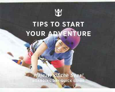 $1.99 • Buy  Ms Majesty Of The Seas. Cruise Ship Royal Caribbean Int.Pocket Guide