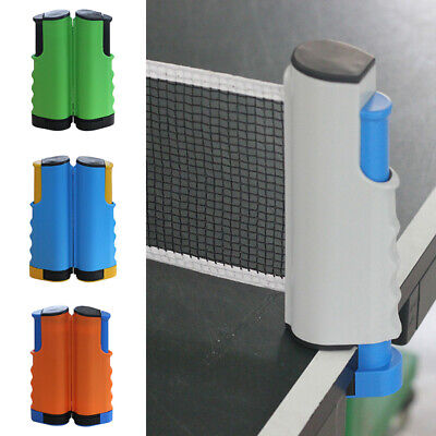 AU17.99 • Buy Game Replacemnt Retractable Portable Net Kit Table Tennis Set Ping Pong