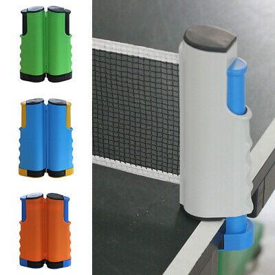 AU15.59 • Buy Game Replacemnt Retractable Portable Net Kit Table Tennis Set Ping Pong