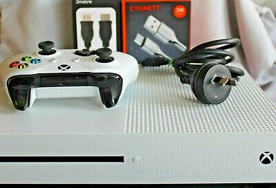 AU315 • Buy Xbox One S 500GB Console + Wireless Controller + Cords